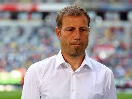 Durchlebt keine sonderlich einfache Zeit am Rhein: Fortuna-Coach Frank Kramer.