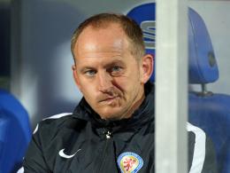 Eintracht-Coach Lieberknecht muss umbauen