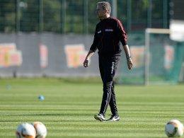 Lewandowskis Notl�sung F�rstner wackelt
