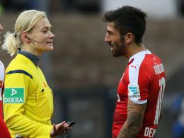 Vereinsinterne Strafe: Demirbay zum M�dchenfu�ball?
