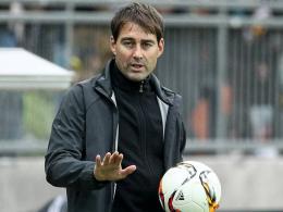 Erfreut über die Entwicklung seines Teams: FCN-Coach René Weiler.