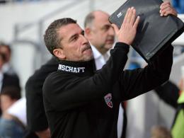 Wird neuer Coach in Düsseldorf: Marco Kurz.