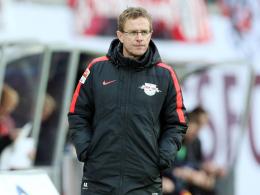 Will einen guten Trainer nach Leipzig lotsen: Leipzigs Trainer und Sportdirektor Ralf Rangnick.