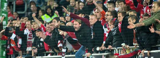 Wütende FCK-Fans