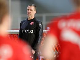 Marco Kurz, Trainer Fortuna Düsseldorf