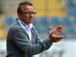 Meier verl�ngert bis 2017 in Bielefeld