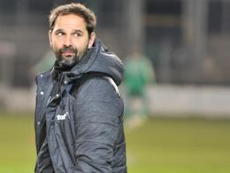 Stefan Ruthenbeck, Trainer SpVgg Greuther Fürth