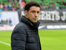 Duisburgs Trainer Ilia Gruev