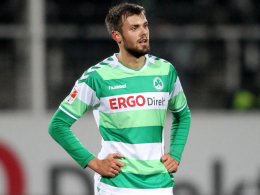 Thesker zur U 23 degradiert
