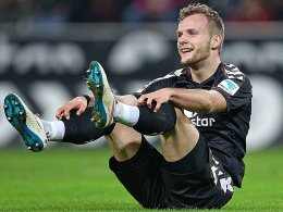 Rolle r�ckw�rts: Thy verl�sst St. Pauli