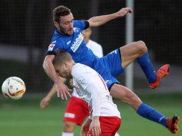 Paderborn verliert Test gegen Schweizer Zweitligisten