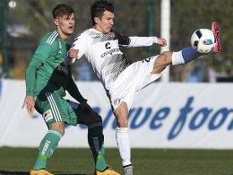 St. Pauli remis gegen Rapid, KSC schl�gt Freiburg