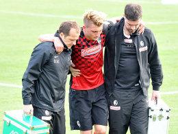 Nach Petersen: Auch Philipp droht auszufallen