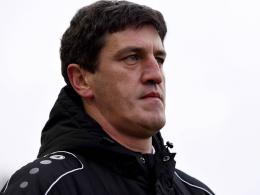 KSC-Sportdirektor Jens Todt