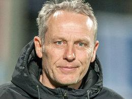 Kultfigur in Freiburg: Trainer Christian Streich erhält weiterhin das Vertrauen.