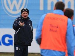 M�hlmann fordert gegen Bochum