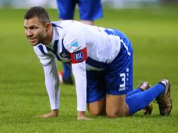 KSC gegen Paderborn ohne Gordon, Stoll und Traut