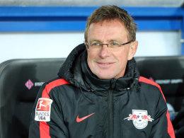 Könnten auch mit einem Remis im Breisgau wunderbar leben: RB-Coach Ralf Rangnick.