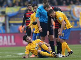 Correia f�llt bis zum Saisonende aus