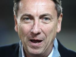 Sandhausens Präsident Jürgen Machmeier.