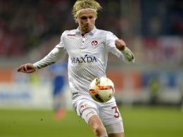Kaiserslauterns Tim Heubach.