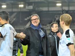 SVS-Boss Machmeier: