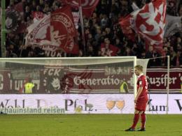 Ratlosigkeit: Jean Zimmer und die Fans des FCK.