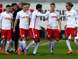 Erstligareif: RB Leipzig.