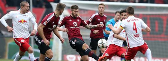 Nürnberg vs. Leipzig