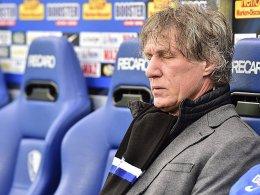 Trotz Pleite: Verbeek gibt Profis frei