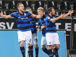 H�lt die FSV-Serie gegen N�rnberg?