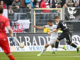 Bouhaddouz entscheidet sich f�r St. Pauli