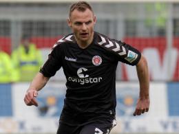 St. Pauli verlängert mit Nehrig