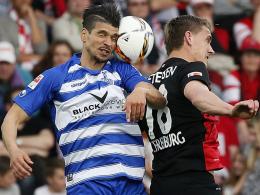 Hajri gegen D�sseldorf gesperrt - Ratajczak hei� aufs Derby