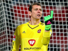 Mit Keeper Sch�fer in die hei�e Phase