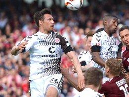 Gonther: Fehlt der Kapit�n gegen den FCK?