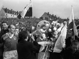 Der 50. Geburtstag der L�wen-Meisterschaft von 1966