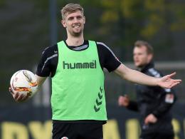 St. Pauli: Abwehrchef Sobiech verl�ngert vorzeitig