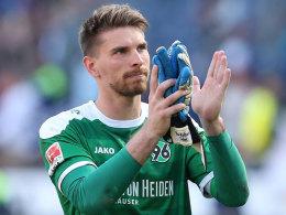 Hannover: Zieler zieht's nach Leicester