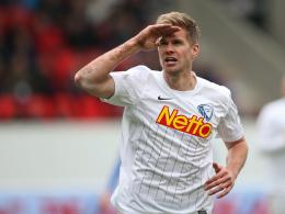 Gesucht und gefunden: Terodde geht zum VfB