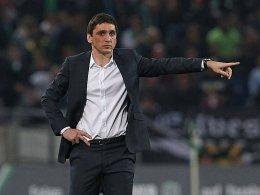 Korkut wird neuer FCK-Trainer