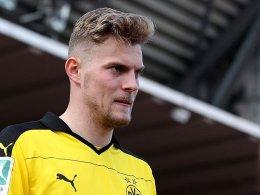 Ducksch st�rmt f�r den FC St. Pauli