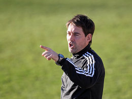 Tinte trocken: Weiler trainiert Anderlecht
