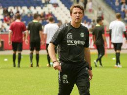 Hannover wieder zweistellig - Maier trifft erneut