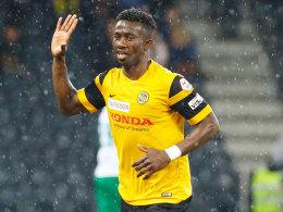 VfB hat Sanogo an der Angel