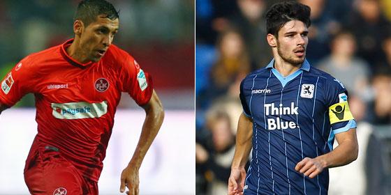 Karim Matmour kommt zum TSV 1860, Kapit�n Christopher Schindler verl�sst dagegen die L�wen.
