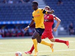 Keine Einigung zwischen VfB und Sanogo