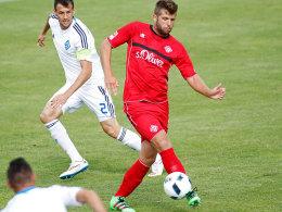0:1 gegen Kiew - Hollerbach: