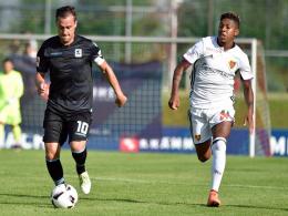 Achtungserfolg f�r die L�wen - 1:1 gegen Basel