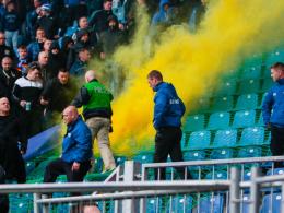 Dynamo: DFB bestraft erneute Fan-Randale